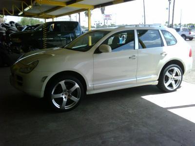 """Porsche Cayenne 2008 22"""""""