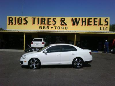 """GTI Wheel 18"""" 5-100/5-112"""